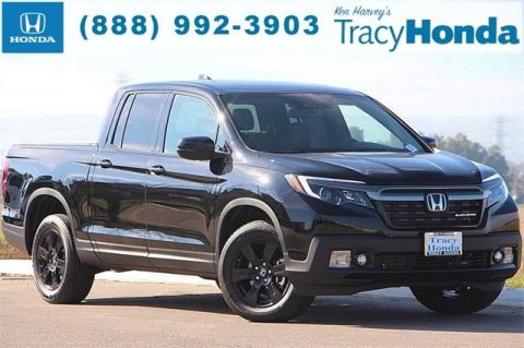 New Honda Ridgeline Black Edition