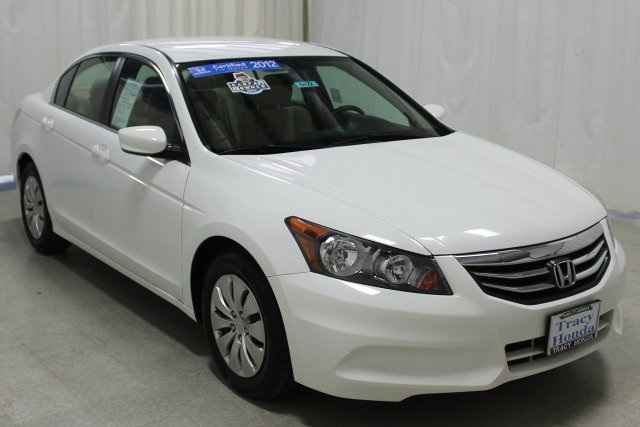 Certified Used Honda Accord LX