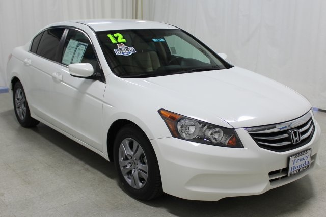 Used Honda Accord SE