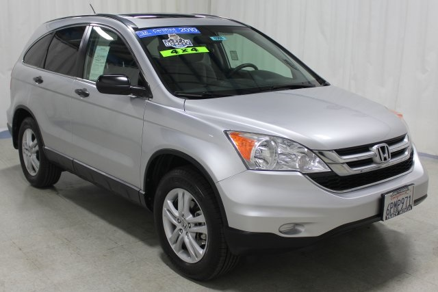 Certified Used Honda CR-V EX
